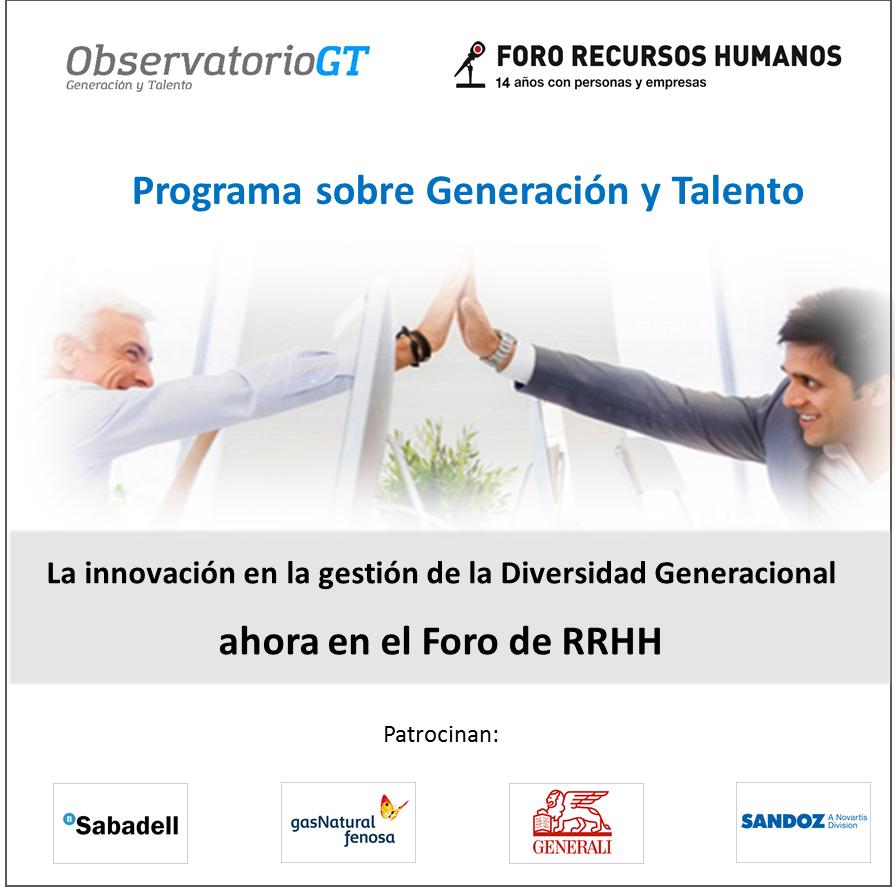 Programa generaci n talento en el foro rrhh con gas for Oficina gas natural sabadell