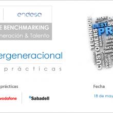 II Encuentro de Buenas Prácticas sobre la Gestión del Talento Generacional – 18/05/17 Barcelona