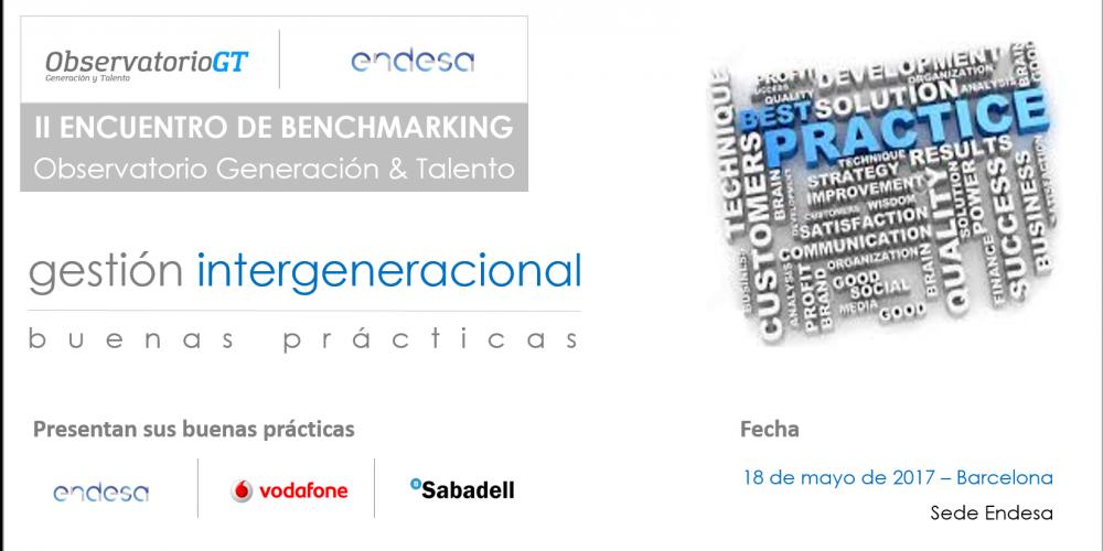 II Encuentro de benchmarking gestión diversidad generacional