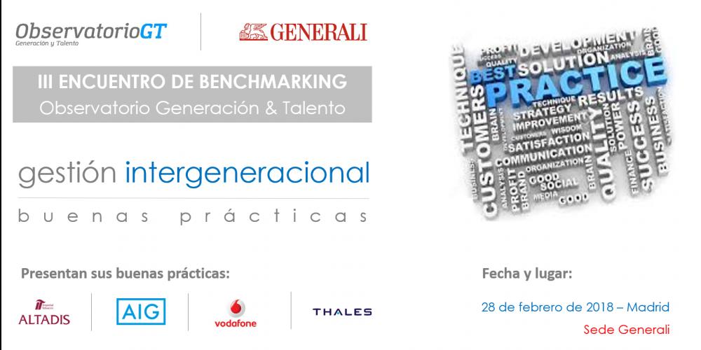 III Encuentro de Buenas Prácticas – Gestión Diversidad Generacional -Madrid