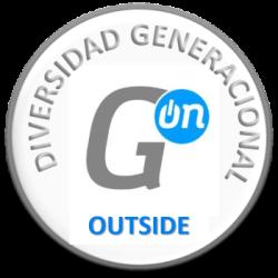Insignia categoría outside company